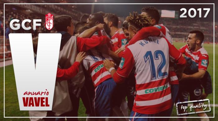 Anuario VAVEL Granada CF 2017: la caída a Segunda y el rearme para el regreso