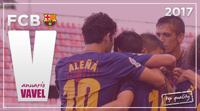 Anuario VAVEL FC Barcelona B 2017: La Masía acrecienta su dominio