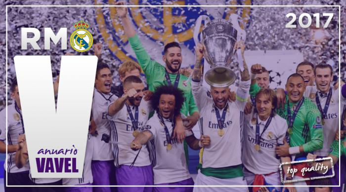 Anuario VAVEL Real Madrid 2017: una historia escrita en letras doradas