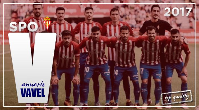 Anuario VAVEL Sporting de Gijón 2017: punto final al 'annus horribilis' rojiblanco