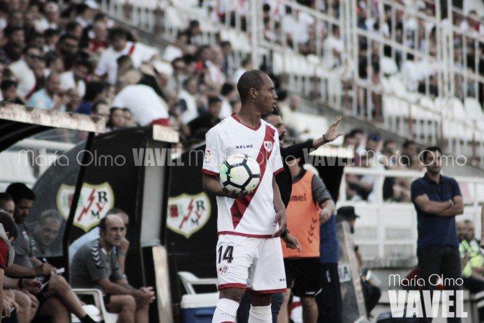 Anuario VAVEL Rayo Vallecano 2017: Baiano, un atleta convertido en defensa