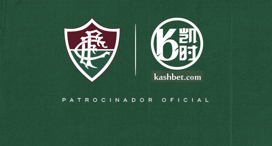 Fluminense anuncia Kashbet como novo patrocinador