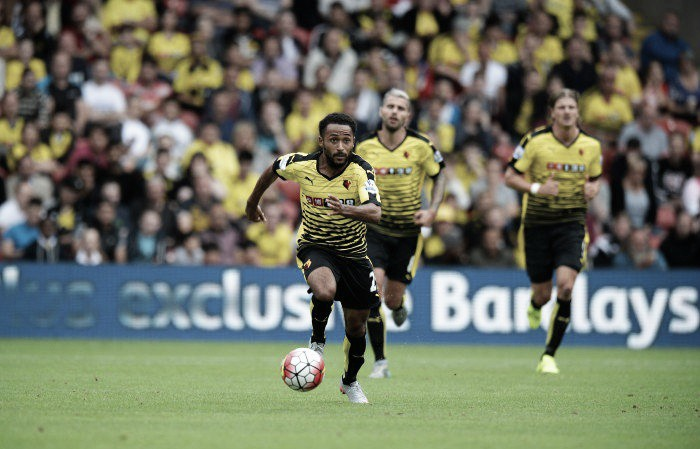 "Anya believes ""it is all about momentum"" for Watford"