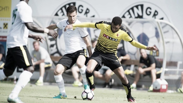 Anzhi Makhachkala 0-0 Watford: Hornets end Austria tour with goalless draw