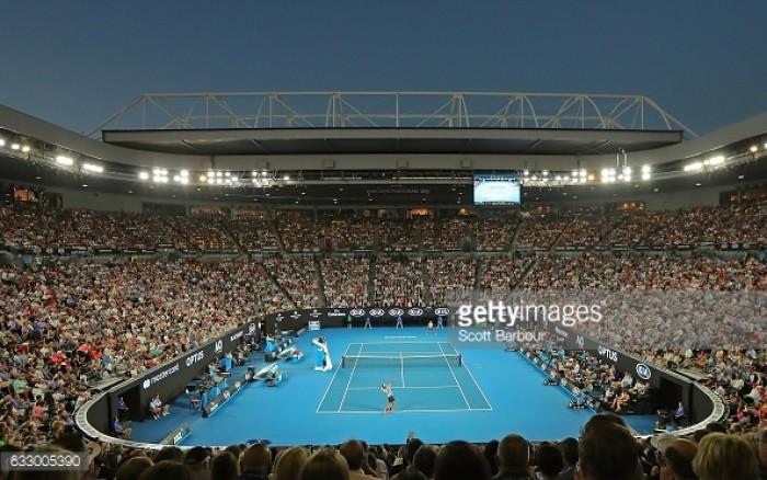 Federer vs. Nadal Australian Open final