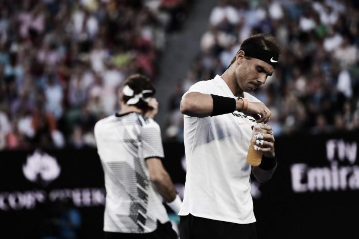 """Australian Open, Nadal torna sulla finale: """"Federer ha giocato a testa o croce"""""""