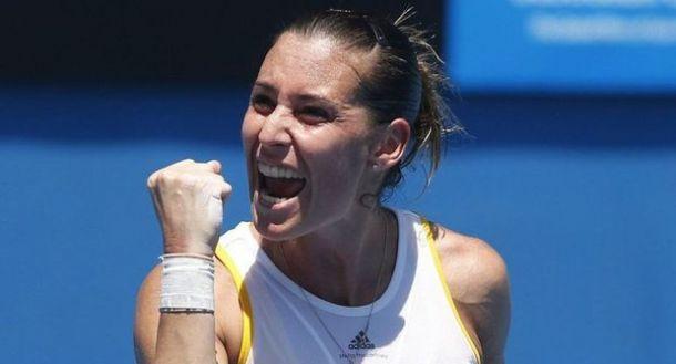 Australian Open, una grande Pennetta conquista gli ottavi