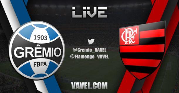 Jogo Grêmio x Flamengo ao vivo online no Campeonato Brasileiro 2014