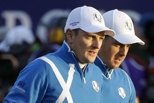 Europa amplía su ventaja en la Ryder Cup