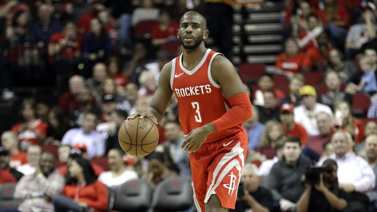 NBA - Chris Paul è clutch, Houston batte Portland
