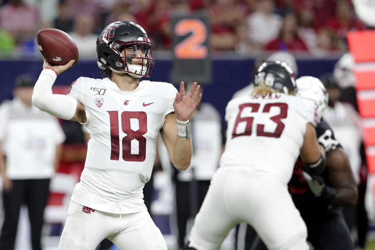 Resumen y Touchdowns del Washington State 14-45 USC Trojans en NCAA
