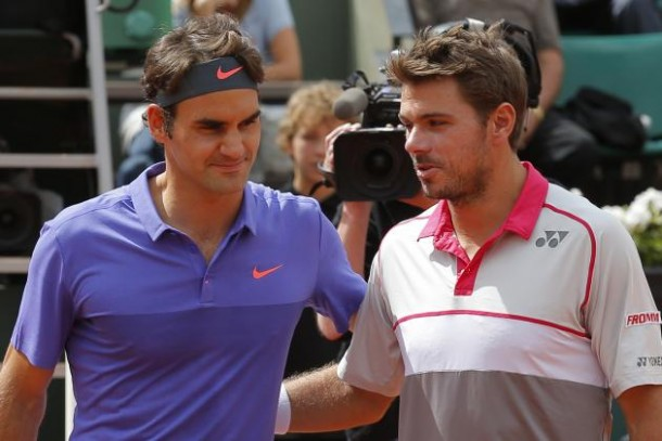ATP World Tour Finals Semifinal Preview: Roger Federer - Stan Wawrinka