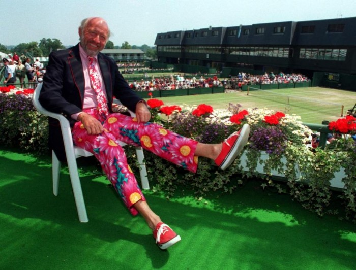 Famed Tennis Journalist Bud Collins Passes Away At 86