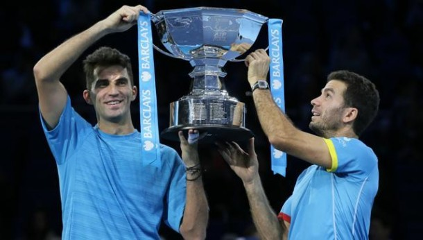 ATP World Tour Finals: Rojer-Tecau End Perfect Run With Doubles Title