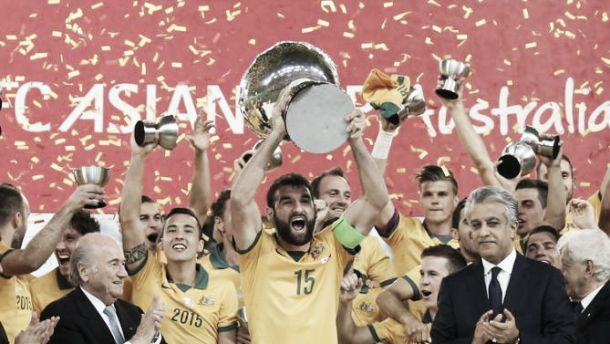 Austrália vence a Taça Asiática