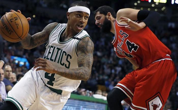 Rose e Butler non bastano ai Bulls che escono sconfitti dal TD Garden