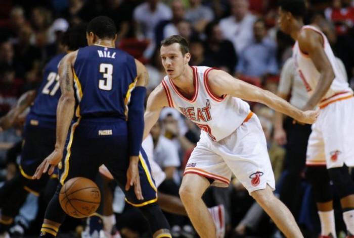 Miami Heat Burn Indiana Pacers Again In OT, 101-93