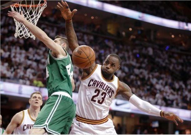 Cleveland Cavaliers Best Boston Celtics, Win 99-91 To Take 2-0 Series lead