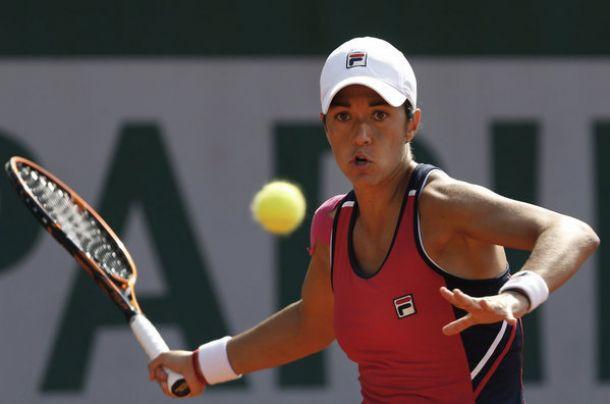 Silvia Soler cayó eliminada en Tianjin