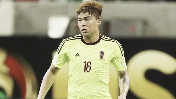 Adalberto Penaranda completes loan move to Udinese
