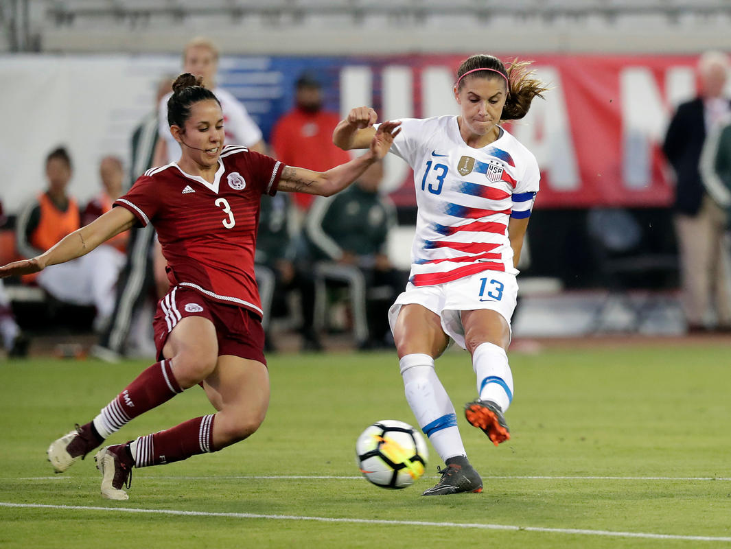 CONCACAF Women's Championship: USA vs Mexico preview