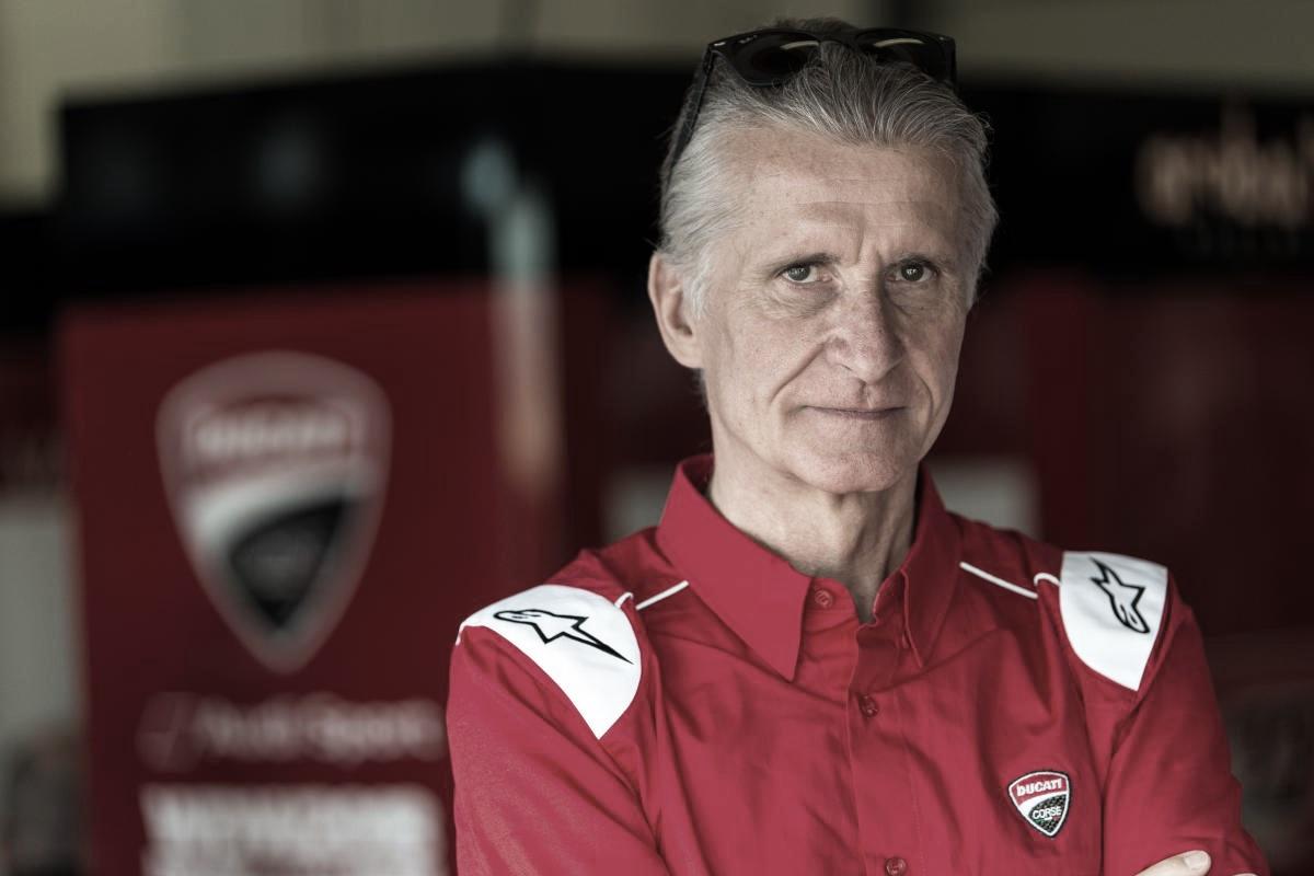 """Paolo Ciabatti: """"Dovizioso sigue en pie, decidiremos después de Austria"""""""