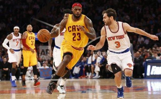 New York Knicks - Cleveland Cavaliers Preview