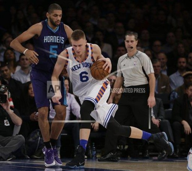 New York Knicks Improve to 6-6 After 102-94 Victory Over Charlotte Hornets