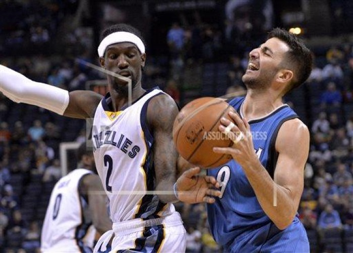 Gutted Memphis Grizzlies Fight, But Can't Pull Out Win Against Minnesota Timberwolves