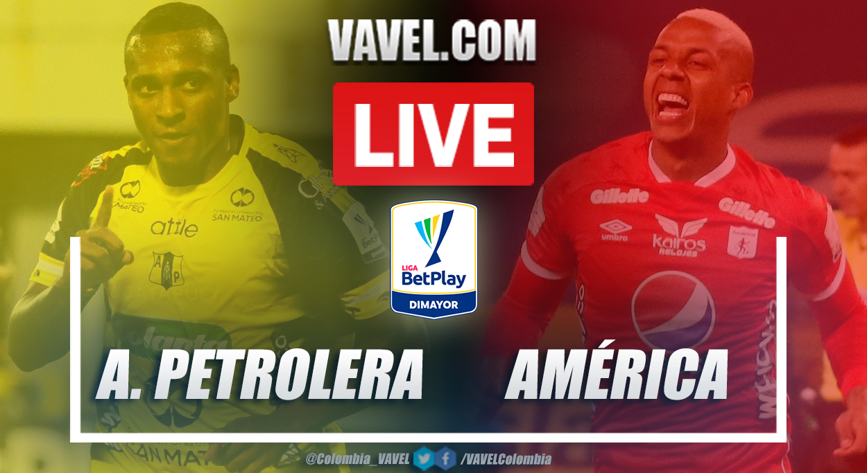 Resumen Alianza Petrolera vs América (0-2) en la fecha 15 por Liga BetPlay 2021-I
