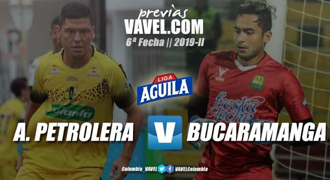 Previa Alianza Petrolera vs. Atlético Bucaramanga: tres puntos para salir de situaciones complicadas