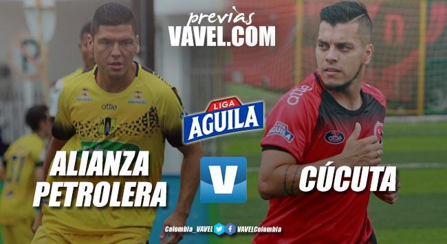 Previa Alianza Petrolera vs Cúcuta Deportivo: la necesidad de dos rivales directos en la tabla de descenso