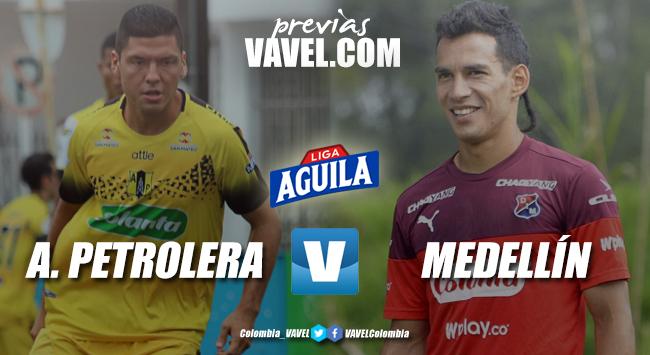 Previa Alianza Petrolera vs Independiente Medellín: aferrado a un milagro