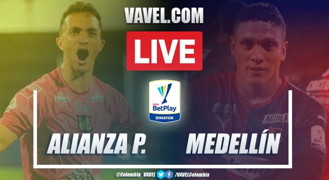 Resumen y goles: Alianza Petrolera vs Independiente Medellín (1-0) por la Liga BetPlay
