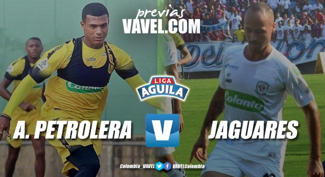 Previa Alianza Petrolera vs Jaguares: a recomponer el camino