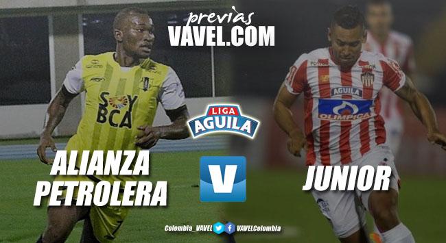 Previa Alianza Petrolera vs Junior de Barranquilla:
