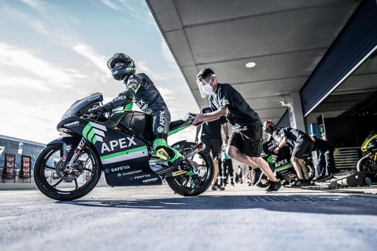 El APEX-Cardoso Racing apunta alto en Jerez