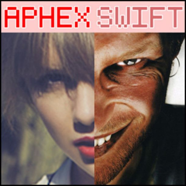 David Rees une las canciones de Aphex Twin y Taylor Swift en un disco