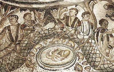 El Arguiñano de la Antigua Roma