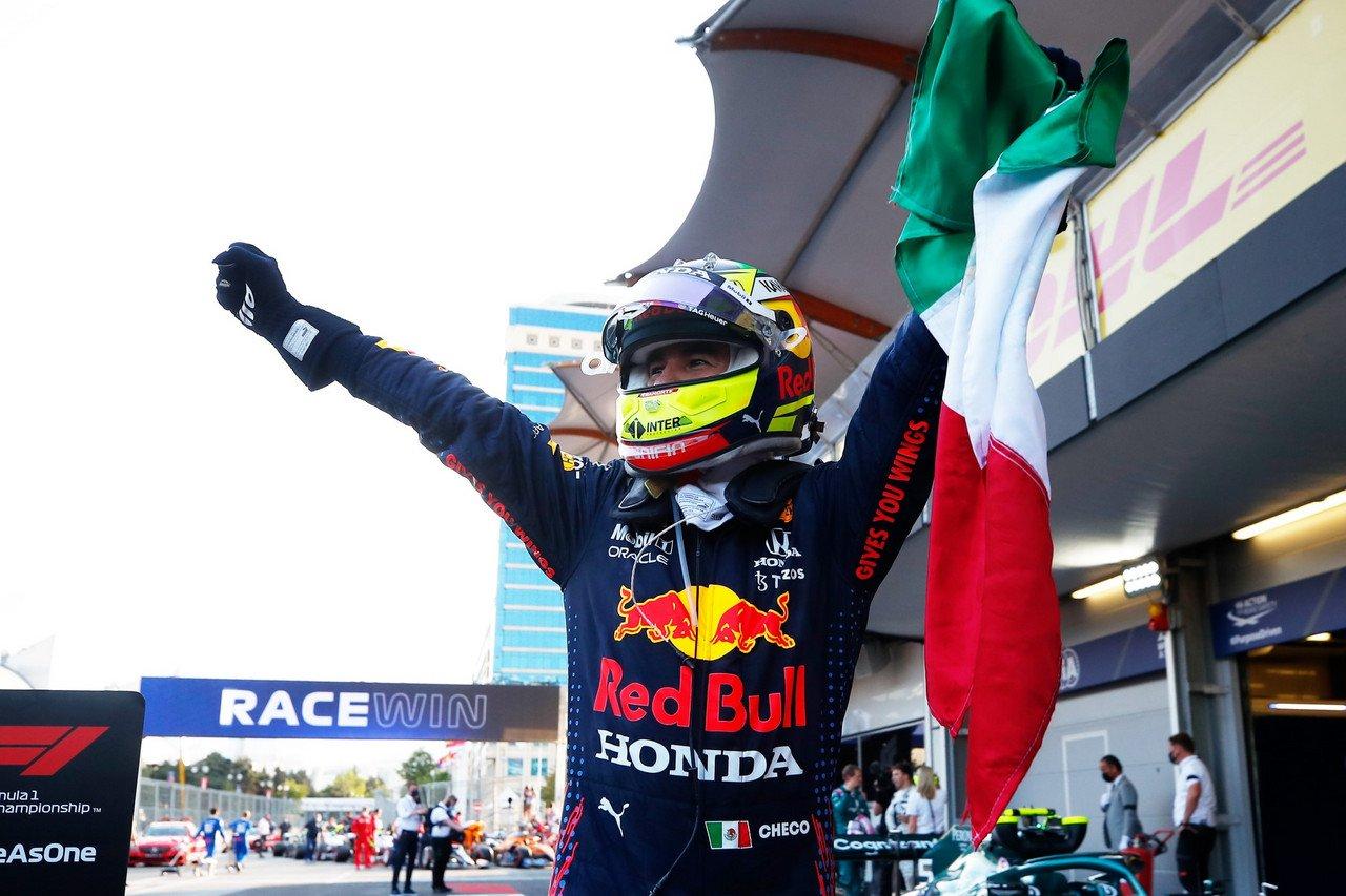 El mexicano Sergio Pérez gana por segunda vez en Fórmula 1