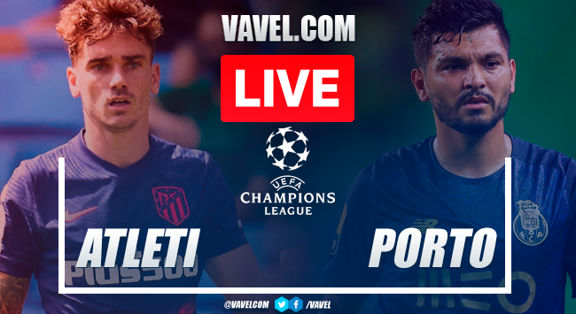 Highlights: Atletico Madrid 0-0 Porto in Champions League 2021