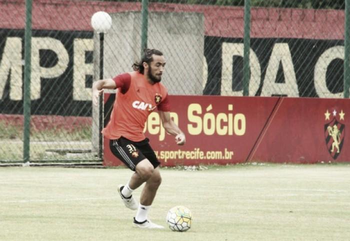 Com suspensão de Samuel Xavier, Apodi ganha primeira chance de titular no Sport
