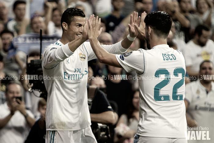 El Real Madrid en el bombo de octavos