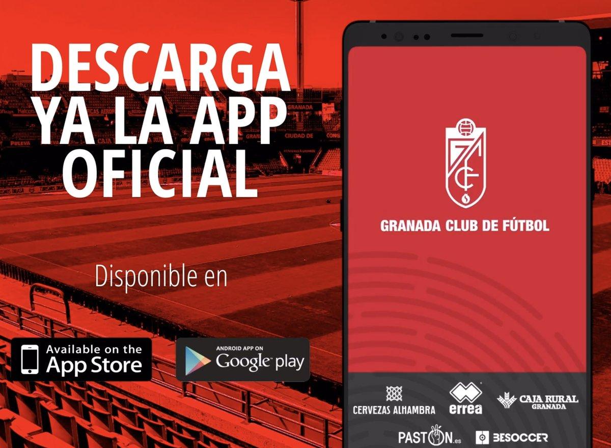 El Granada CF lanza su nueva app
