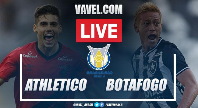 Gols e melhores momentos de Athletico-PR 1 x 1 Botafogo pelo Campeonato Brasileiro 2020