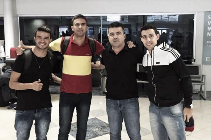 Três jogadores do Atlético-MG são emprestados ao Londrina