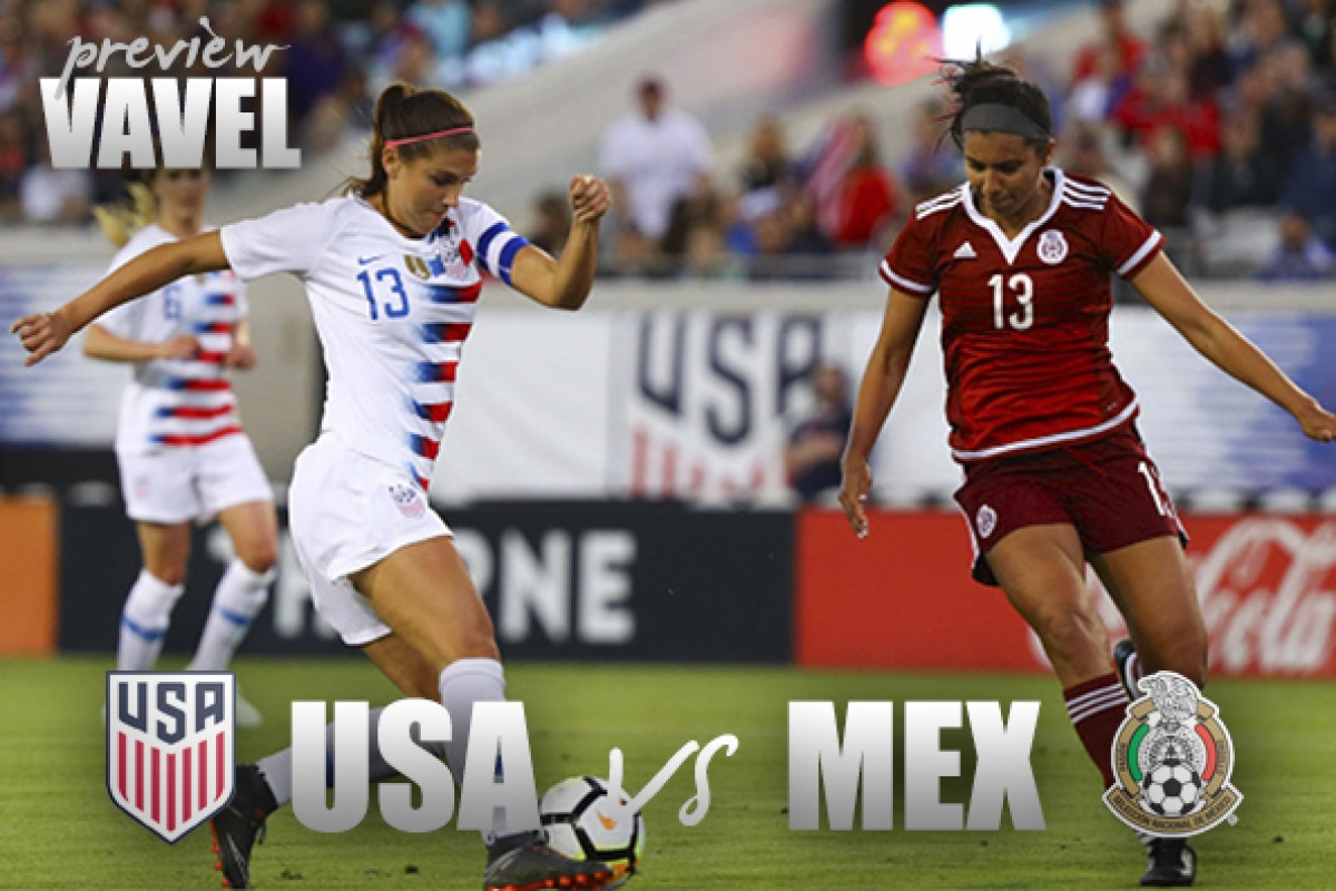 USWNT vs Mexico preview: Final leg of April friendly matchups