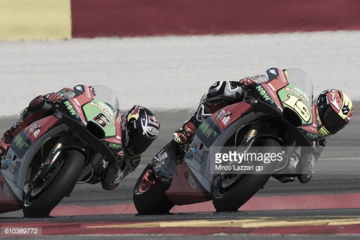 Two developing teams in the top 10 at Aragon