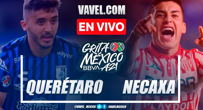 Resumen y goles: Querétaro vs Necaxa en Liga MX 2021