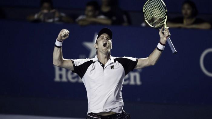 """Sam Querrey in """"disbelief"""" at Acapulco triumph"""